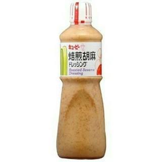 Frech小舖_Kewpie 日本進口焙煎胡麻醬 1公升