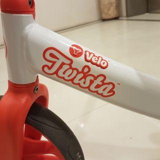 Velo Twista 平衡滑步車/雙模式扭輪款童車