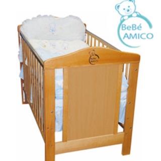Chicco BeBe Amico 歐式櫸木嬰兒床