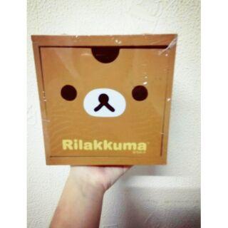 拉拉熊置物盒