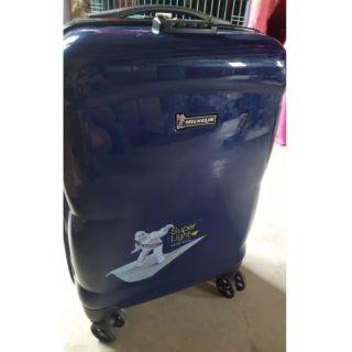米其林限量拉桿行李箱20吋(藍)