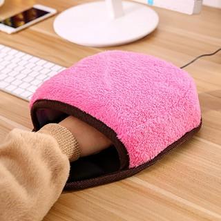 ~ ~USB 暖手滑鼠墊保暖滑鼠墊護腕暖手寶發熱加熱滑鼠
