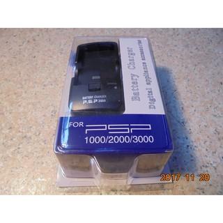 PSP 充 電池座充旅充1007 2007 3007 皆可 副廠 盒裝桃園~
