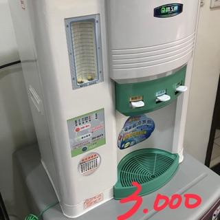 晶工牌 冰溫熱 飲水機 JD-6619
