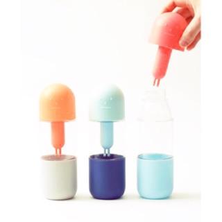 假一賠二 限量 正品 現貨 韓國 Sticky Monster Lab 黏黏怪物研究所 創意水壺 泡茶 怪獸水瓶 隨身杯