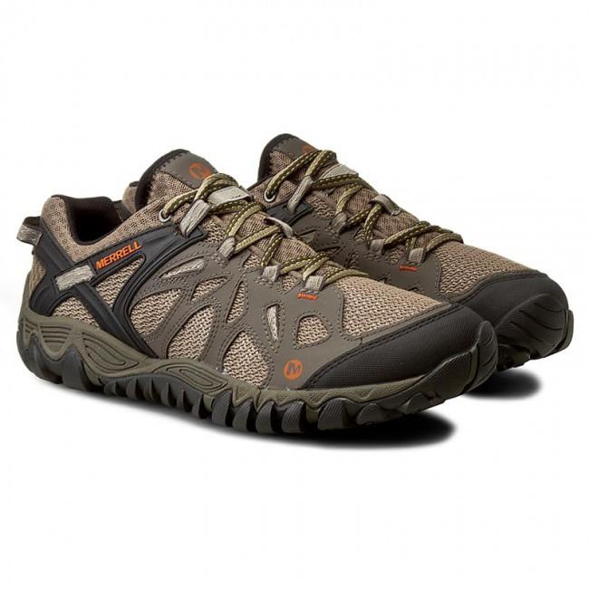 延北大聯盟 4.9折 MERRELL-黃金大底輕量越野登山戶外多功能鞋-J32827