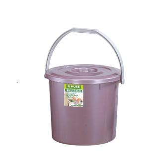 【79家庭生活百貨】HOUSE 魔法廚餘回收桶 廚餘桶 回收桶 GW18   7公升