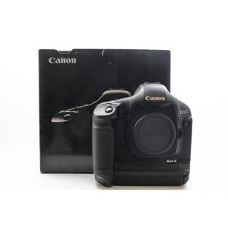 【青蘋果3C】CANON EOS 1D3 1D MARK III 單機身 單眼相機 APS-H 二手單眼 %2320554