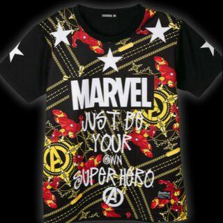 Stayreal Marvel IRON MAN T shirt 鋼鐵人 可議價
