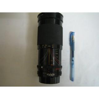 NIKON 専用鏡頭 35-200MM 手調焦