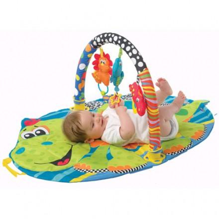 【澳洲Playgro】寶寶健力遊戲墊-恐龍樂園