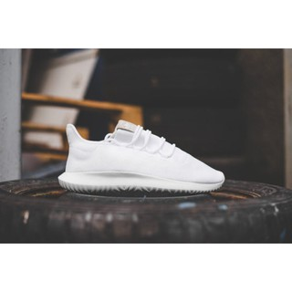 Adidas Tubular Shadow 全白 小椰子 白鞋 小350 白色 男女 CG4563