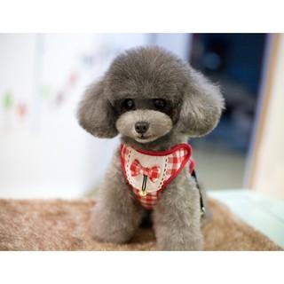 日本KOJIMA寵物胸背帶狗狗牽引繩寵物胸背貴賓泰迪胸背 蘇格蘭風格