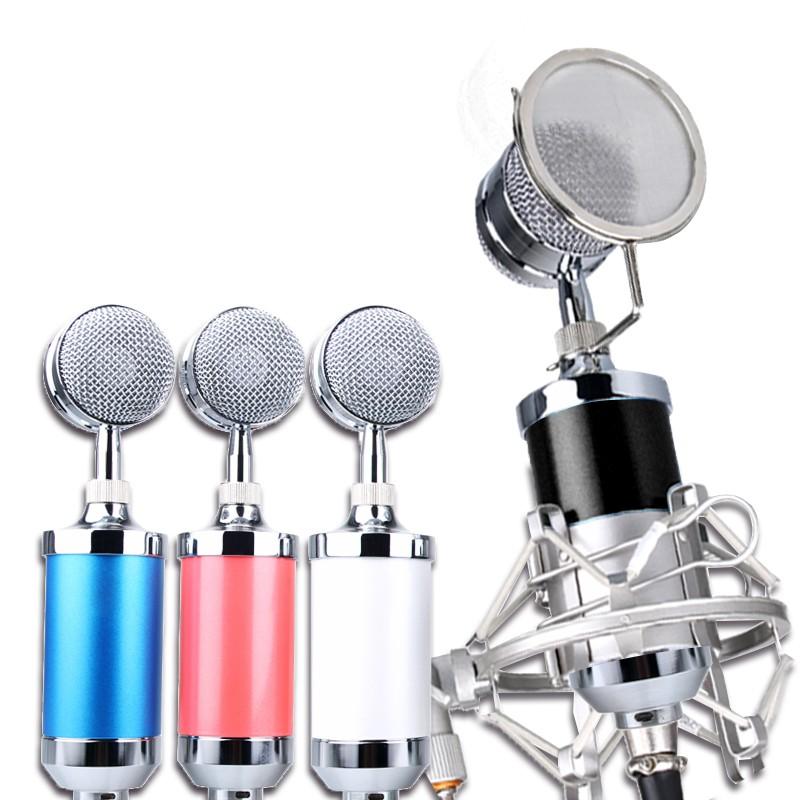 超高音質錄音室專用 專業錄音麥克風 電容式麥克風 專業麥克風 廣播麥克風 直播麥克風 電腦手機可用