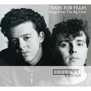 全新2CD豪華版《 Tears For Fears - Songs From The Big Chair 》歐版