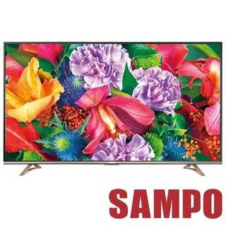 SAMPO聲寶55吋4K Smart LED液晶EM-55JT16D