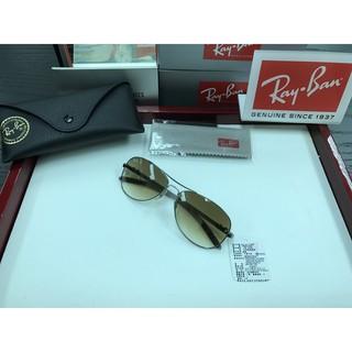 【小老闆的雷朋】RAY BAN雷朋RB8301碳纖維金屬水滴太陽眼鏡