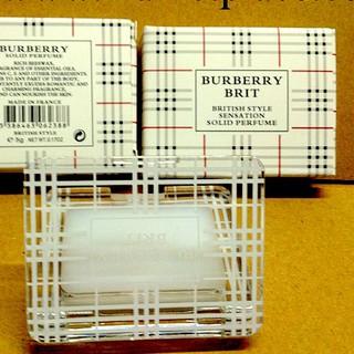 burberry brit 香水體香膏5g