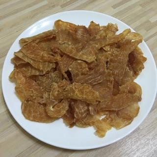 新鮮雞胸肉低溫烘培手