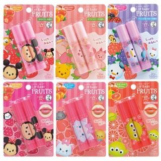 E13-E16 日本曼秀雷敦 限定6款 Tsum Tsum 護唇膏