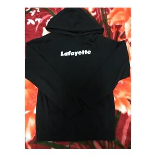 Lafayette Logo Hoodie