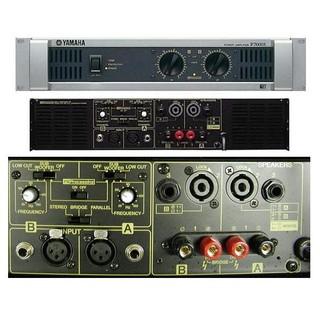 『放輕鬆樂器』全館免運費 YAMAHA P7000s P-7000s 功率 擴大機