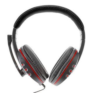 廠家批發 PS4專用豪華頭戴式耳機 麥克風 3.5MM