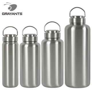 戶外超大容量加厚304不銹鋼運動水壺旅游野營水瓶水杯酒壺2500ml