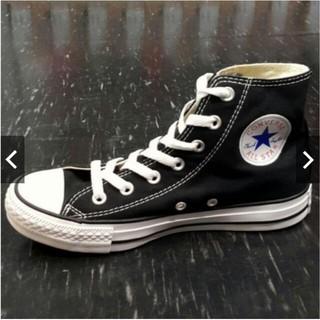 Converse Chuck Taylor All Star 基本款 帆布 黑色 白色 高筒 M9160C