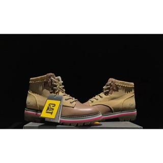 CAT/卡特秋冬款 短靴 工裝靴 牛磨砂皮