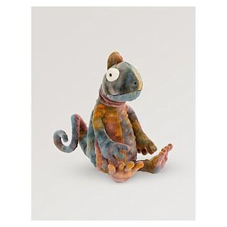 M&W英國百貨Jellycat 變色龍 Colin the chameleon 安撫娃娃 玩偶