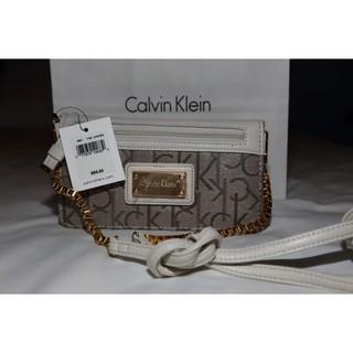 Calvin Klein CK手拿包 晚宴包 鏈條包