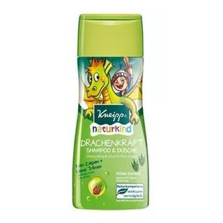 Kneipp 克奈圃 火龍果精油/莓果精油 兒童洗髮/沐浴乳二合一  沐浴露