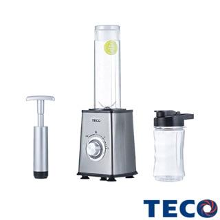【TECO東元】真空隨行杯果汁機-1機2杯組(XF0603CB)