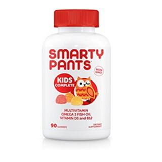 兒童維他命軟糖 現貨 美國帶回 Smartypants 兒童維他命 軟糖 Omega3 綜合維他命