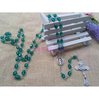 外貿意大利Rosary天主教59顆念珠十字架耶穌玫瑰經基督教項鍊