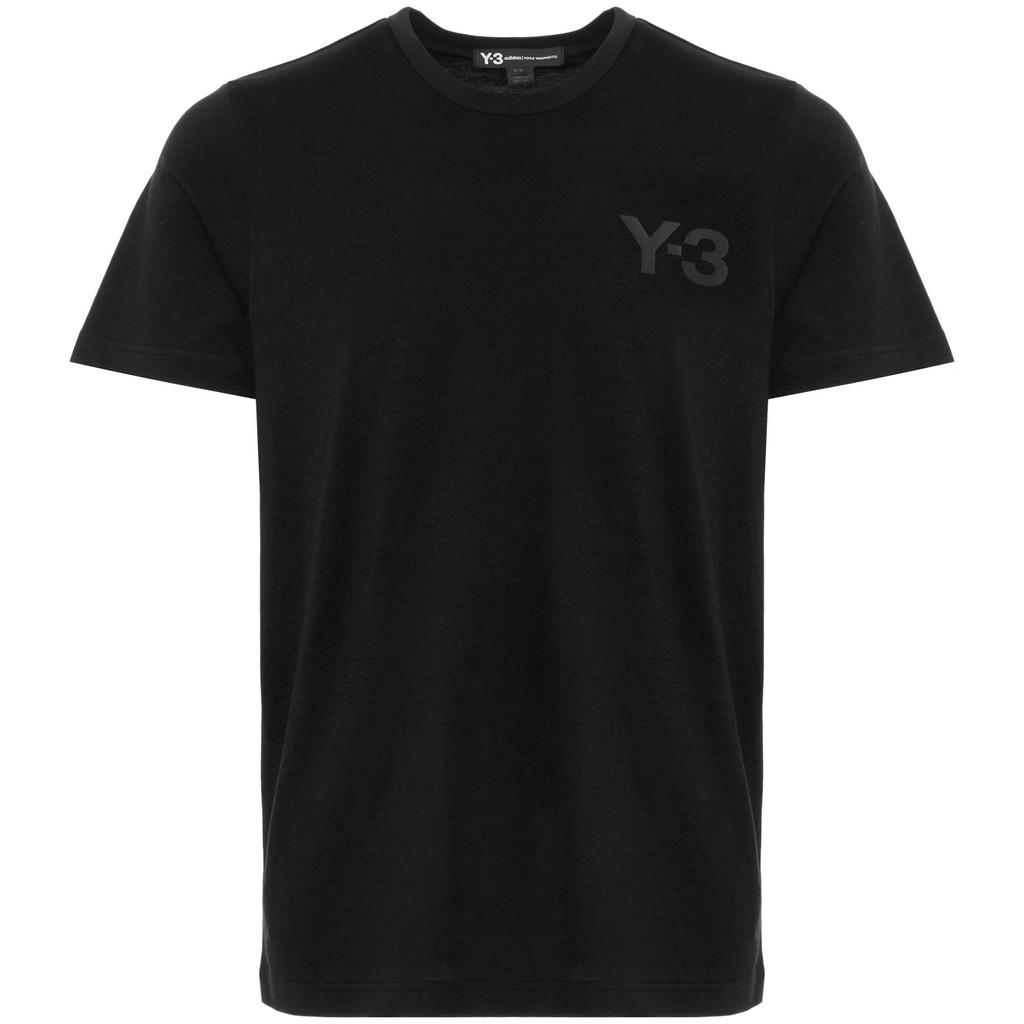 【FUZZY Select】 Y-3 Classic Logo T-shirt 經典 小Logo 黑 短T CY6936