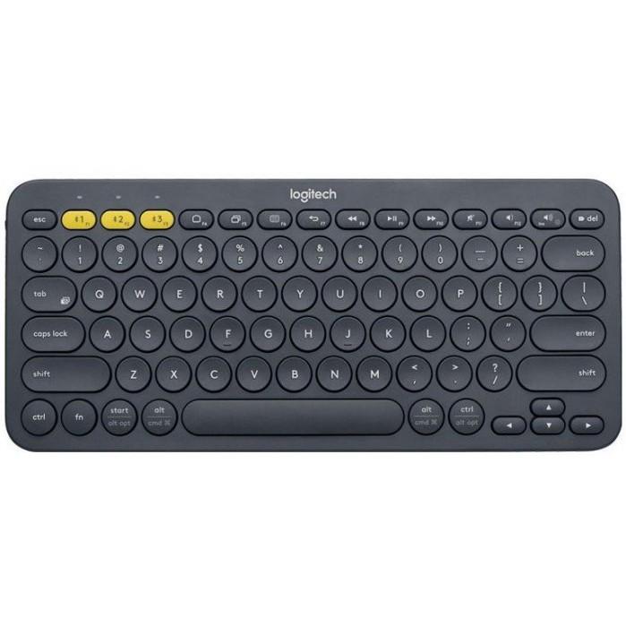 Logitech 羅技 K380 跨平臺藍牙鍵盤 Easy-Switch【輕便小巧 有印註音 台灣公司貨】