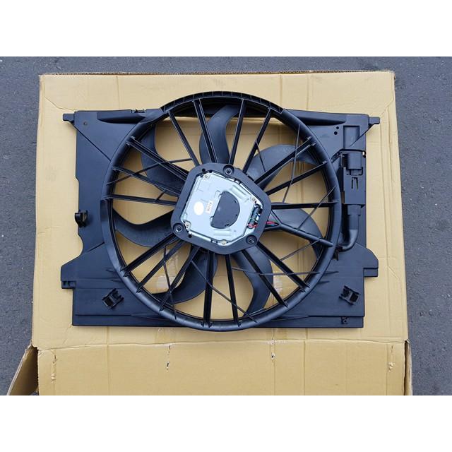 BENZ W211 水箱風扇總成.水箱風扇馬達 謚源
