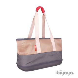 【BoneBone】ibiyaya - 輕‧網布托特包(兩色)/寵物外出包/寵物提包/寵物外出用品/