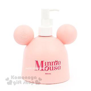 〔小禮堂〕米妮 造型沐浴乳罐《粉》5806365-06408