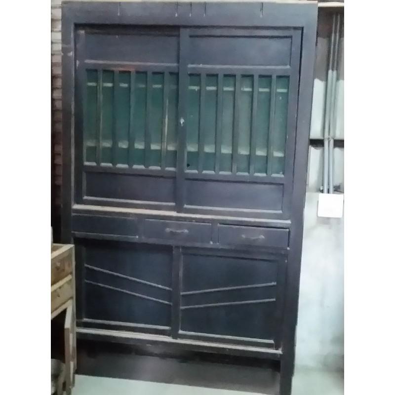 。清江•古物檜木。🔛【大型】台灣檜木菜櫥