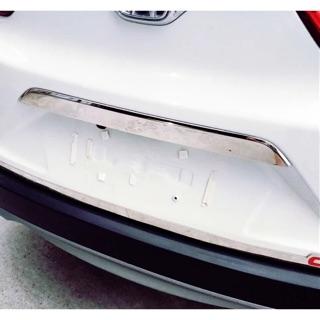 HONDA CRV5 專用鏡面尾門上飾條