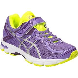 ASICS 亞瑟士 GT 1000 4 PS 女童 慢跑鞋 運動鞋 黏貼式 魔鬼氈-C556N-3593