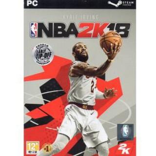 NBA 2K18-中文PC版