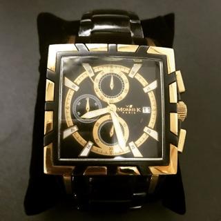 Morrisk羅志祥代言手錶2手-6成新