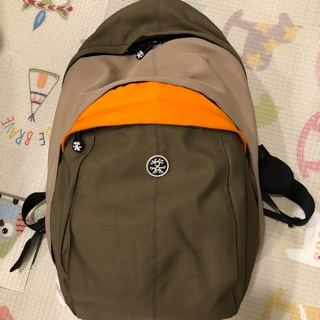 Crumpler the Customary barge 電腦相機背包