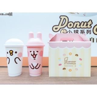 Mister Donut x 卡娜赫拉 P助 環保杯