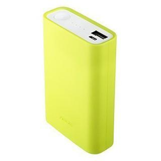 『儲存玩家』華碩 ASUS ZenPower Pro 雙孔 果凍套 行動電源 保護套 黃 (不適用單孔 )