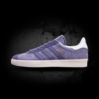 Adidas Gazelle diamond 奢侈紫